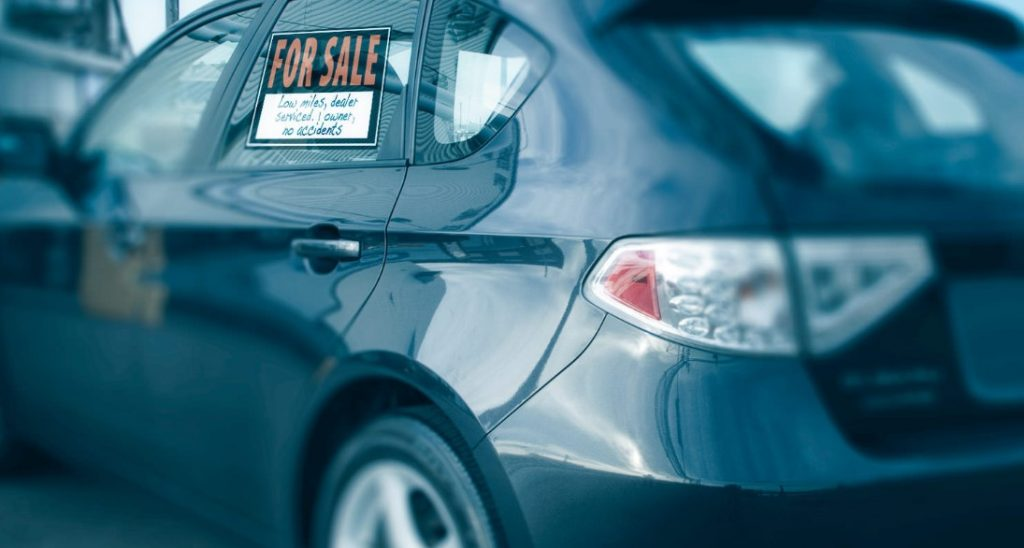 Buying Used Car in Sale
